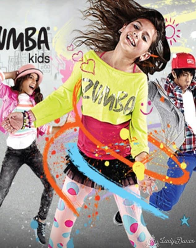 Zumba Kids (от 3 лет)