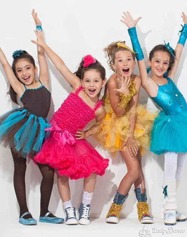 Детская эстрадная хореография